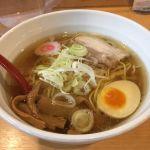 大正麺業 厚木店 ラーメン 700円 またスープ全部飲んでしまいました^_^;