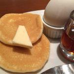 Sign 五反田/モーニングのパンケーキ  開店〜11時まで提供