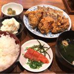 テムジン JRハカタシティ テムジン定食。