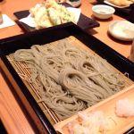 越後長岡 小嶋屋 CoCoLo長岡店でへぎそばと野菜天ぷら。みずみずしいお蕎麦、うまかった!