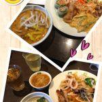 ランチビュッフェで、、、食べ過ぎました(゚Д゚)ノバンコクキッチン 有楽町店