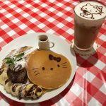 カフェ ド ミキ ウィズ ハローキティ ダイバーシティ店