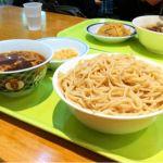 北京餃子でつけ麺。1㎏とか狂ってやがる。 #sendai #miyagi #仙台 #宮城