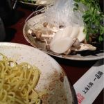 上海火鍋 一品鍋  川崎モアーズ店。麺かご飯が選べます。