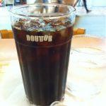 ドトールコーヒーショップ  ディアモール店歩き疲れたから休憩に…数有るドトールショップでもココが1番利用頻度が高いなぁ~。本読みながらのコーヒーがいいリラックスタイム♬夕方まで時間潰し(笑)