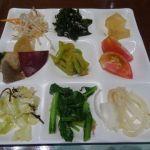 食彩健美 野の葡萄 ららぽーと横浜店   野菜   生野菜が少ない