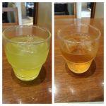 食彩健美 野の葡萄 ららぽーと横浜店   ドリンクバー    次第にジュースでお腹に流し込む様になります