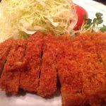 遊食菜彩いちにいさん 汐留店 ロースカツ(^◇^)