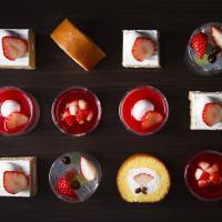 ついに東京開催!ホテルニューオータニ『サンドウィッチ&あまおうスイーツビュッフェ』