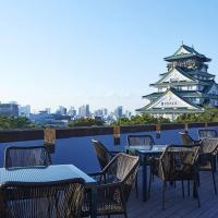 天守閣を眺める屋上BBQ!ランドマークスクエア大阪に「ブルーバーズ ルーフトップテラス」オープン