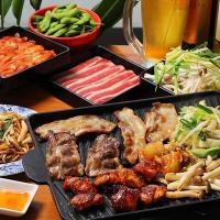 横浜モアーズ最上階にアジアの夜市出現!「食べ放題BBQビアガーデン」5/2オープン