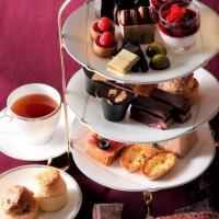 【ウェスティンホテル東京】秋のアフタヌーンティーはチョコレート&秋の味覚