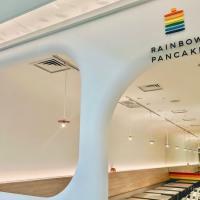 【訪問レポート】原宿の人気店が池袋に新店!レインボーパンケーキ西武池袋店がオープン