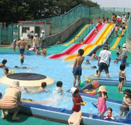 水遊び・じゃぶじゃぶ池がある公園
