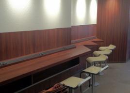 原宿の充電・電源カフェ