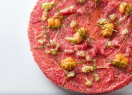 """雲丹+肉=""""うにく""""や厚切り極み牛タンが味わえる「焼肉 USHIDOKI TOKYO」8/9オープン"""