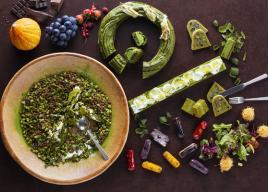 【ハイアットリージェンシー大阪】スイーツブッフェ「抹茶マニアオータム」毎月変わる旬のテーマ食材と