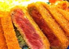 東京の牛かつ・ビーフカツが美味いお店~揚げているのに生肉!?