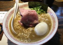 ミシュラン東京2018のラーメンおすすめ