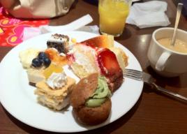 神戸スイーツビュッフェ・スイーツ食べ放題があるお店