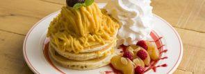 【エッグスンシングス】ららぽーとEXPOCITY・ららぽーとTOKYO-BAYの2周年記念パンケーキ