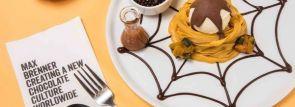 マックスブレナーチョコレートバーのハロウィン限定スイーツ!パンプキン&チョコレート
