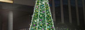 深川ギャザリア「クリスマスイルミネーション 2014」、11月8日(土)から開催