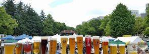 【日本最大級ビアガーデン】日比谷公園で5月に開催「ヒビヤガーデン2018」