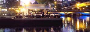 夏を先取り!緑豊かな都心のオアシス、大阪・中之島公園バラ園にビアガーデン4/4オープン