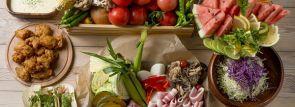 生産者の顔が見える野菜がたっぷり!横浜高島屋屋上「ファーマーズビアガーデン」5/23オープン