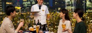【丸ノ内ホテル】絶好のロケーションで楽しむ大人のビアガーデン「アーバンビアテラス」