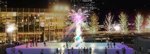 """グランフロント大阪""""生きているイルミネーション""""エモーショナル・クリスマスツリー、11/12から"""