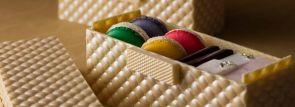 チョコレート製の宝石箱にスイーツを飾り入れて~永田町「ザ・キャピトルホテル東急」ホワイトデー2016