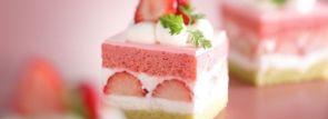 シェラトン都ホテル大阪、「ひな祭りショートケーキ」&「桃の節句プラン」を販売!