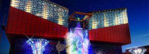 [大阪・海遊館]130万球の壮大なイルミネーション「光の海遊館」11/25から