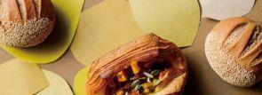 秋の味覚たっぷり!ゴントランシェリエの新作パン / 仙台店限定「ずんだモンブラン」発売