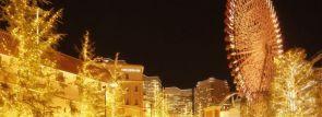 6万球の幻想的なイルミネーション&クリスマス限定メニュー♪~アニヴェルセルみなとみらい横浜