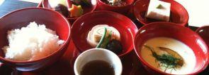 京都・滋賀でいただく精進料理