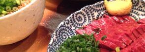 渋谷の美味しい焼肉5選!