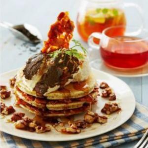 j.s. pancake cafeで「Time for TEA」フェア開催