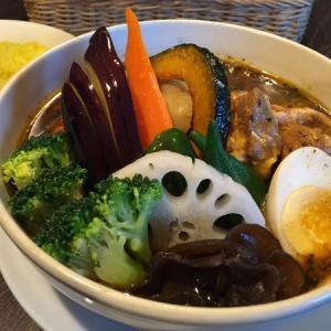 角煮野菜カリー
