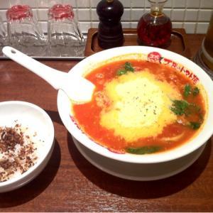 新宿でおいしいラーメン