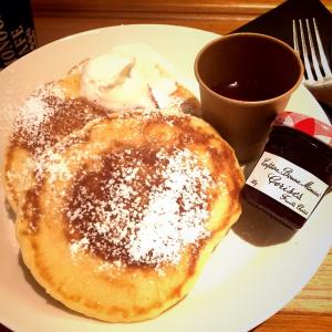 THE MONOCLE CAFE Pancake