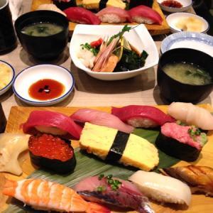 寿司 鬼越 ランチ みどり みどり寿司