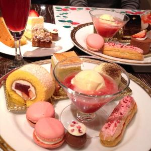 福岡スイーツビュッフェ・スイーツ食べ放題があるお店