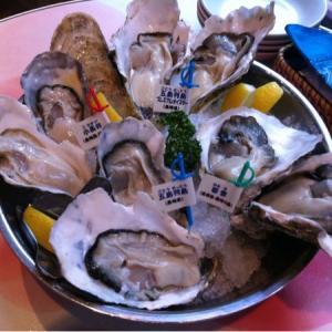 東京の牡蠣が美味しい店・オイスターバー