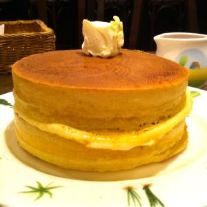 東京・横浜でふわふわパンケーキが食べられるお店。ふわふわ過ぎてけしからん!