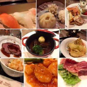 [クリスマスディナー]横浜・ホテルのレストラン