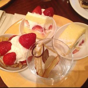 名古屋スイーツビュッフェ・スイーツ食べ放題があるお店