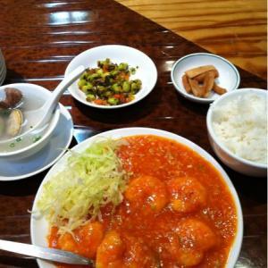 横浜中華街 海老料理おすすめ